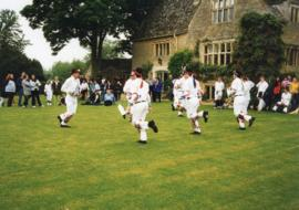 Bank Holiday Monday 1999 Morris Dancing