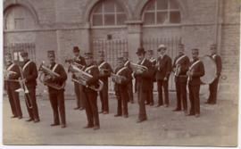 Bampton Brass Band, early C20th