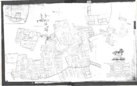 Map of Bampton Estate at 1789