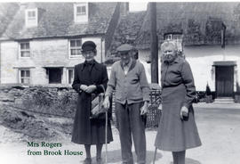 Mrs Roger from Brook House, Bridge Street
