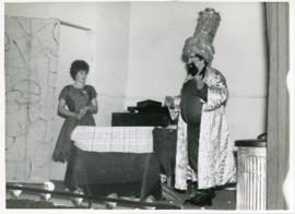 'Jack and The Beanstalk' by Bampton WI Drama Group January 1965