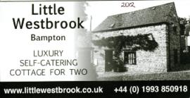 Some adverts from the July 2012 issue of The Bampton Beam