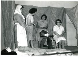 'One Hour To Dusk' and 'Poor Mr Shakespeare' by Bampton WI Drama Group 1966