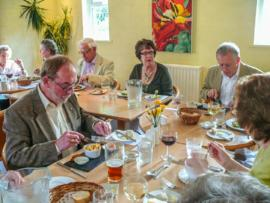 Clanfield & Bampton Historical Society AGM & Dinner 2013