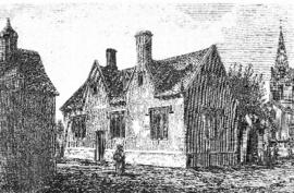 The Old Grammar School in Church View