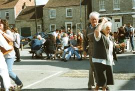 May Bank Holiday Morris Dancing 1997