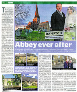 Downton Abbey begins to show benefits for Bampton