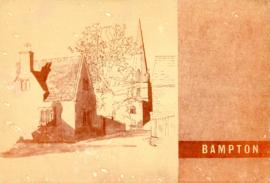 Report on the Survey & Plan of Bampton by M W Robinson, County Planning Officer October 1966.