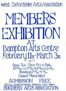 Members' Exhibition Feb-Mar 1979